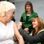 Nicola Roxon Launches National Pandemic Influenza Vaccination Campaign
